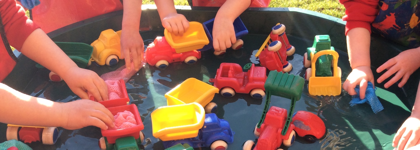 Pre-school activity - Cars & Racing Topic